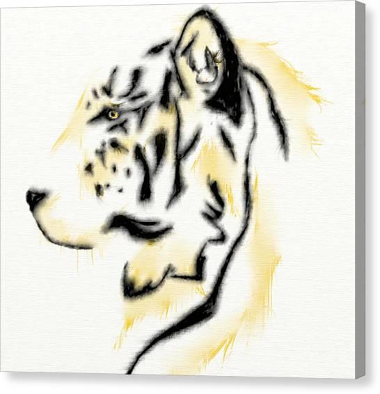 Talon Canvas Print