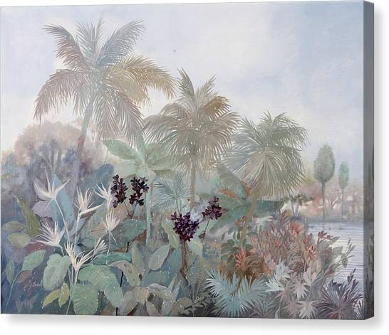 Foggy Canvas Print - Tanta Nebbia by Guido Borelli