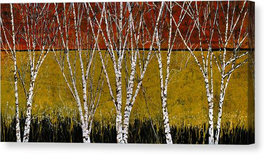 Wetlands Canvas Print - Tante Betulle by Guido Borelli