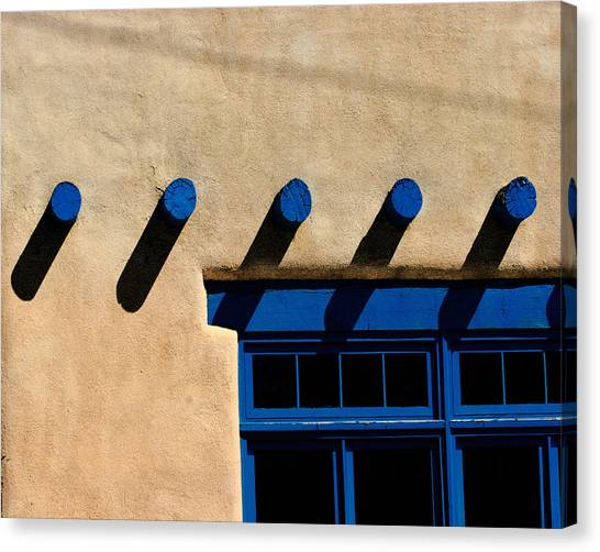 Taos Afternoon Canvas Print