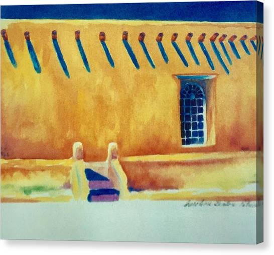 Taos Noon Canvas Print