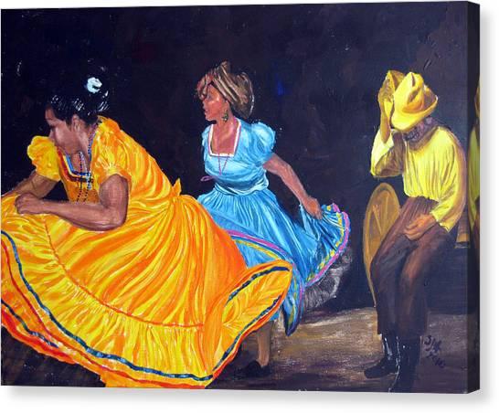 Tasbanica Canvas Print