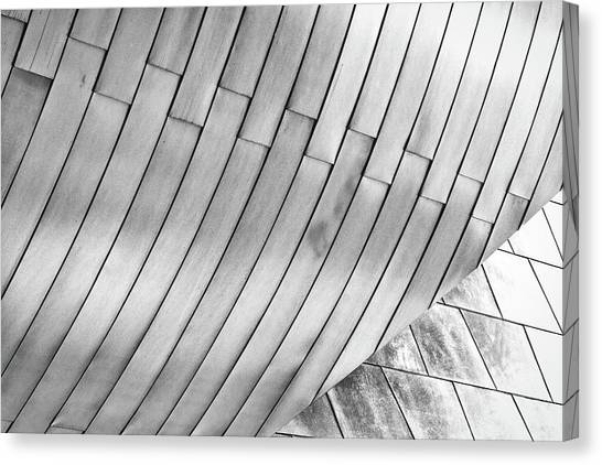 Taubman Museum Abstract Canvas Print