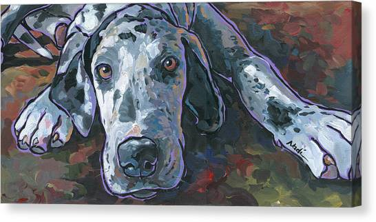 Canvas Print - Taylor by Nadi Spencer