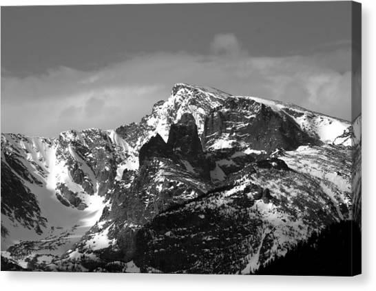 Taylor Peak Canvas Print