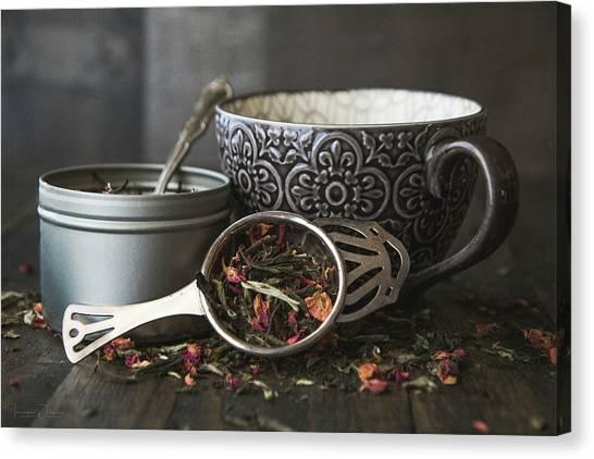 Tea Time 8312 Canvas Print