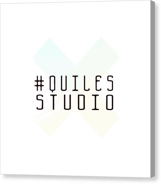 Team Quiles Canvas Print