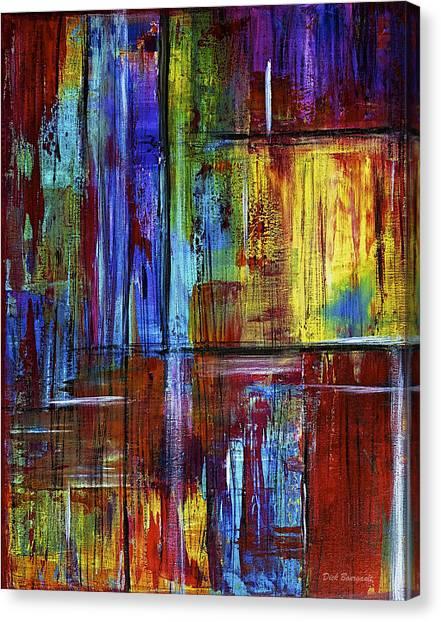 Tears Of Joy Canvas Print