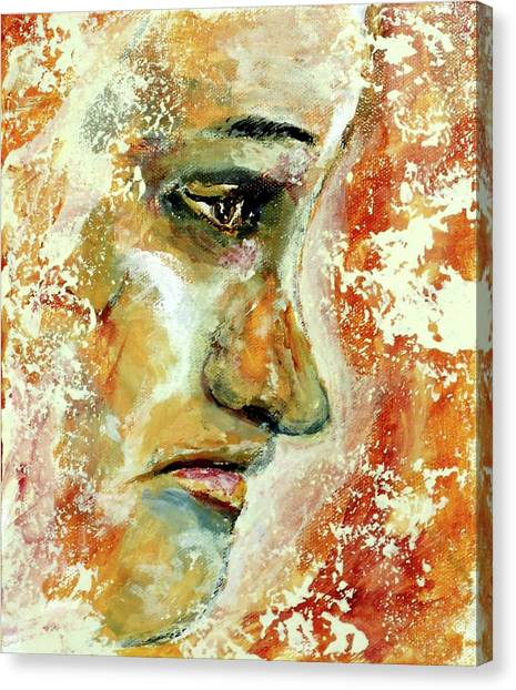 Ted Cruz Canvas Print - Ted Cruz by Lawrence W Allen