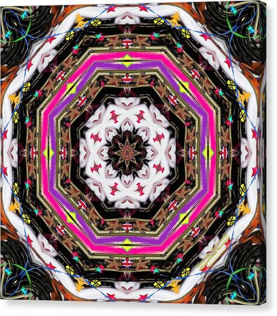 Teddy Bear Tears 707k8 Canvas Print by Brian Gryphon