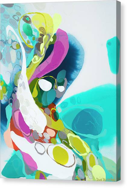 Canvas Print - Tempted by Claire Desjardins