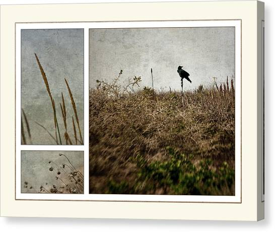 Ten Is For Sorrow Canvas Print