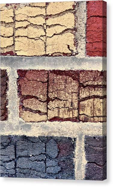Tender Bricks Canvas Print