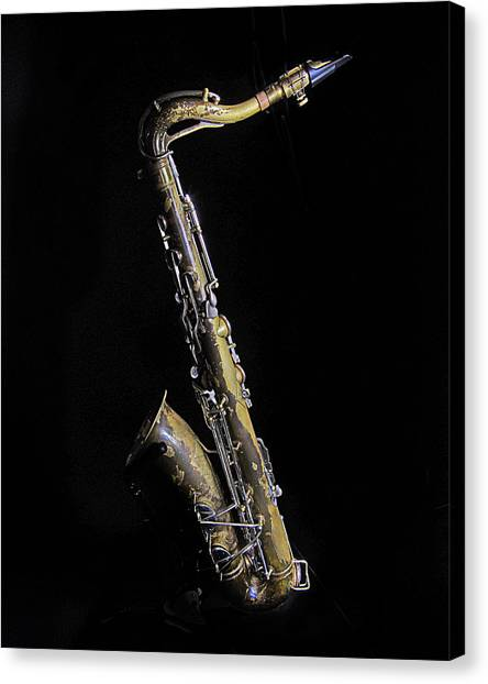 Tenor #2 Canvas Print