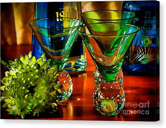 Tequila Ready Canvas Print