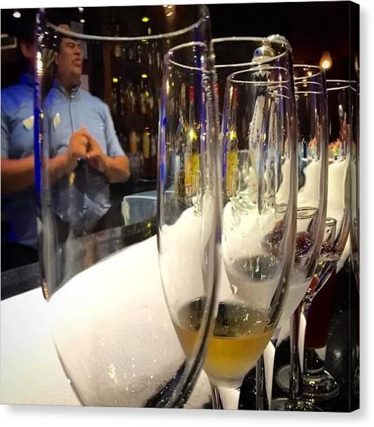 Liquor Canvas Print - Tequila Tasting At The Agavero, Azul by Juan Silva