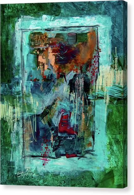 Terra Verde Canvas Print