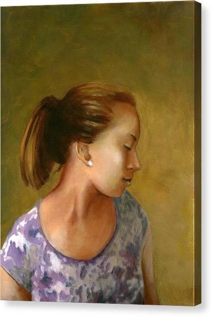 Tessa Canvas Print