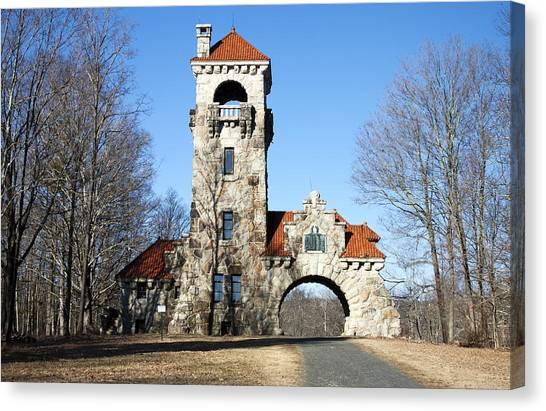 Testimonial Gateway Tower #1 Canvas Print