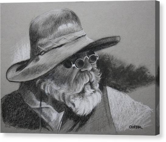 Teton Trader Canvas Print