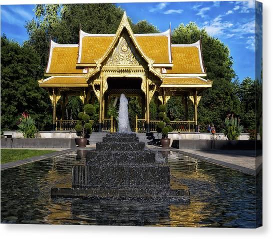 Thai Pavilion - Madison - Wisconsin Canvas Print
