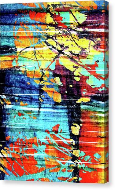 That Beauty You Possess Canvas Print