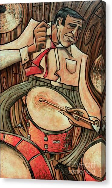 Canvas Print - That's Rich by Sean Hagan