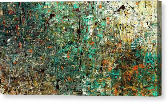 The Abstract Concept Canvas Print
