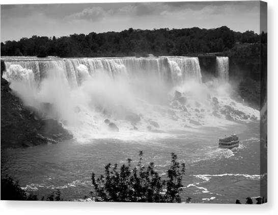 The American Falls Canvas Print