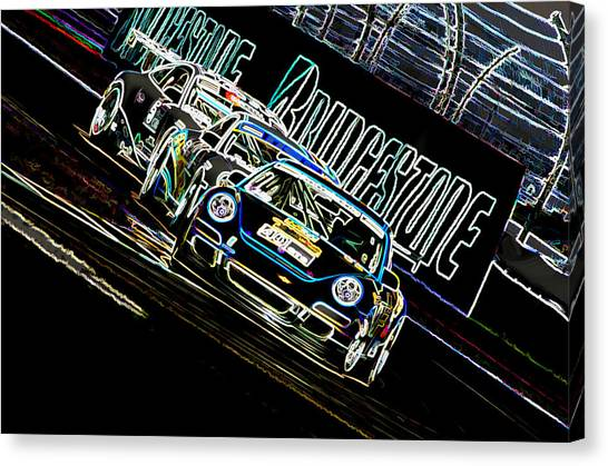 The Apex Canvas Print
