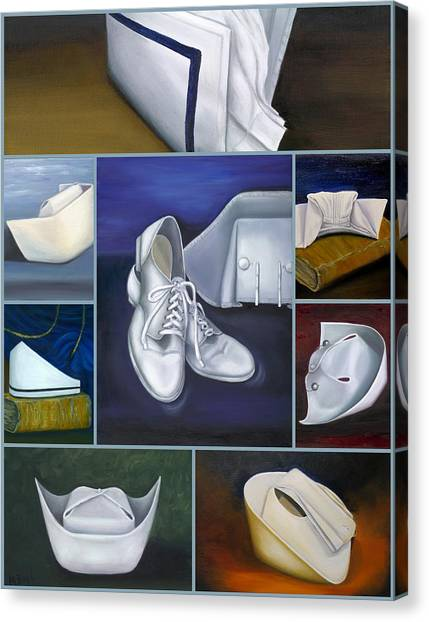 The Art Of Nursing Canvas Print