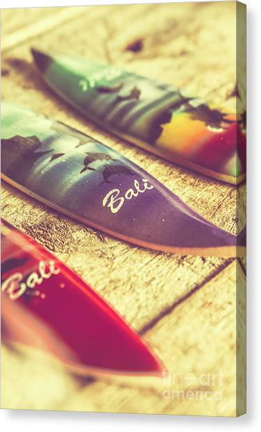 Surfboard Canvas Print - The Art Of Surf by Jorgo Photography - Wall Art Gallery