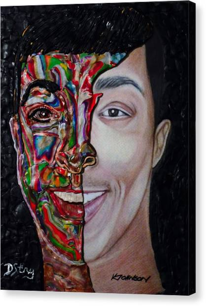 The Artist Within Canvas Print