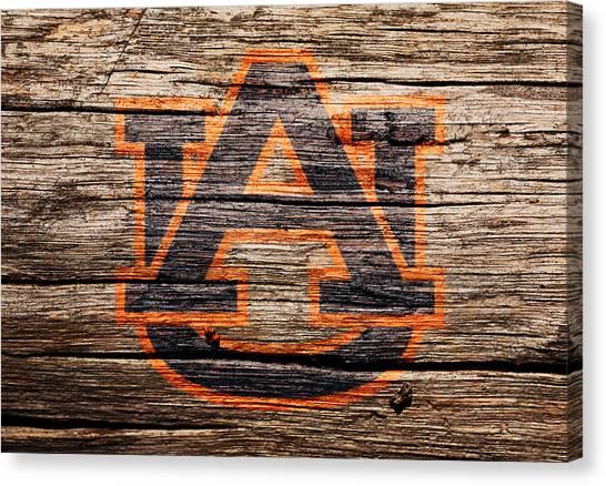 The Auburn Tigers 1a Canvas Print