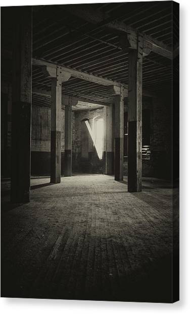 The Back Room Canvas Print