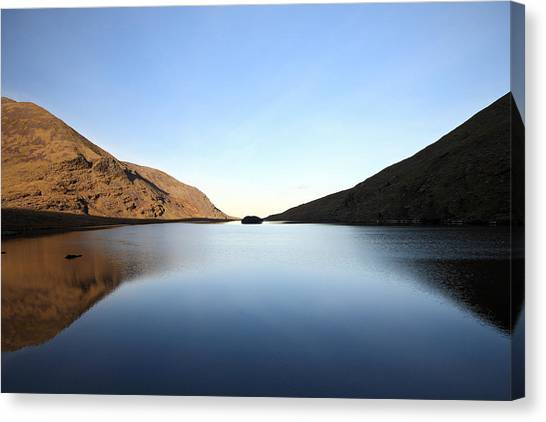 The Balance Canvas Print by Pierre Leclerc Photography
