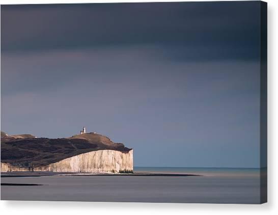 The Belle Tout Lighthouse Canvas Print