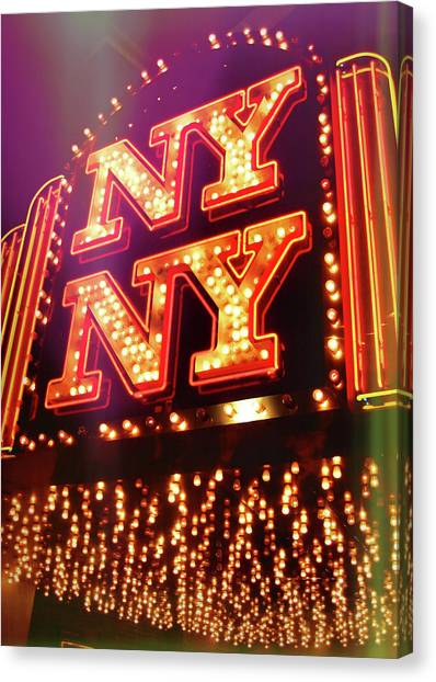 The Big Apple Canvas Print by JAMART Photography