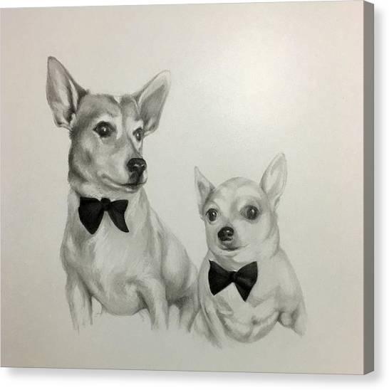 The Boys Canvas Print
