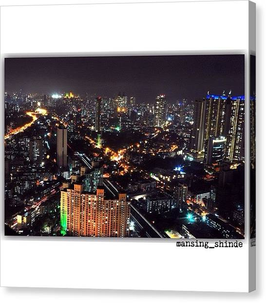 Trucks Canvas Print - The Breath Taking View #oneavighnapark by Indian Truck Driver