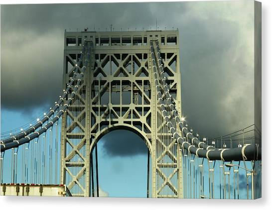 The Bridge Canvas Print by Paul SEQUENCE Ferguson             sequence dot net
