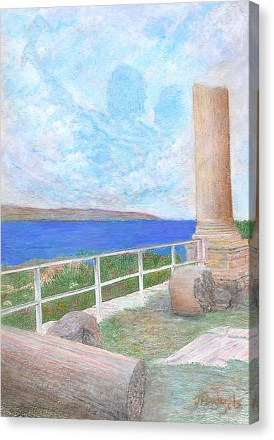The Byblos Apparition Canvas Print