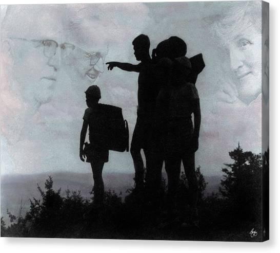 The Call Centennial Cover Image Canvas Print