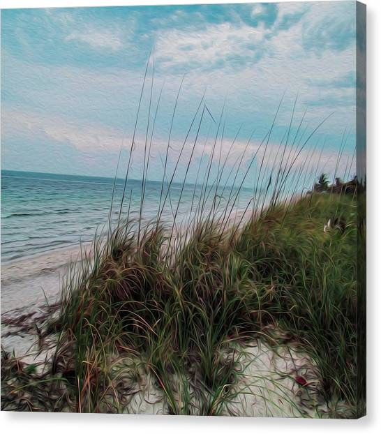 The Calming Place Canvas Print