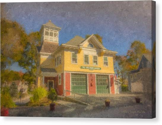 The Children's Museum Of Easton Canvas Print