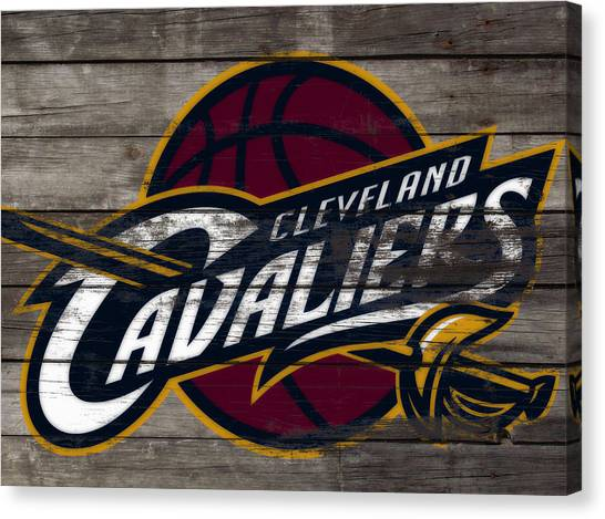 Kyrie Irving Canvas Print - The Cleveland Cavaliers 3f      by Brian Reaves