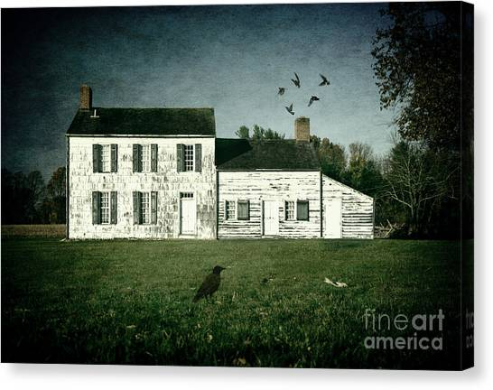 The Craig House II Canvas Print