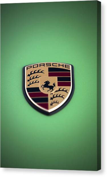 The Crest Canvas Print