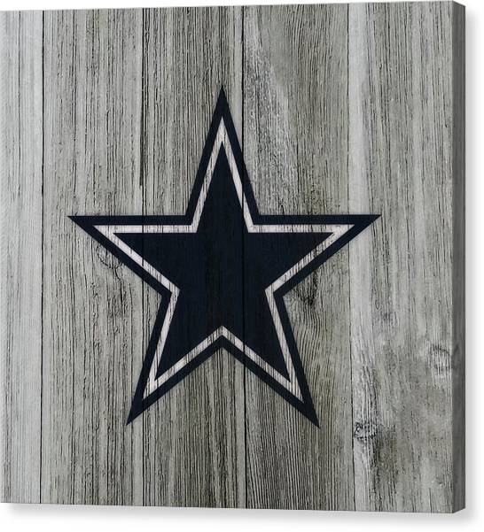 John Elway Canvas Print - The Dallas Cowboys C2                              by Brian Reaves