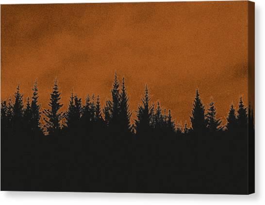 The Dawn Canvas Print
